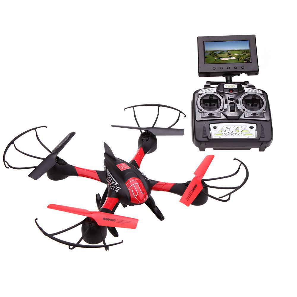 HAWK-EYE FPV - HD kamera !