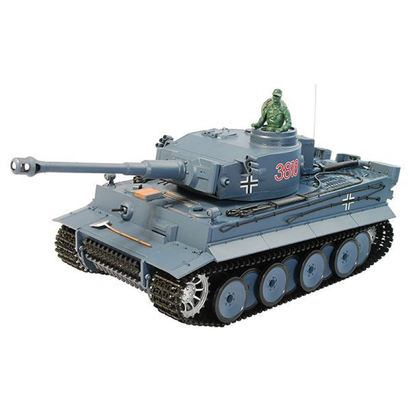 RC tank 1:16 GERMAN TIGER I Full