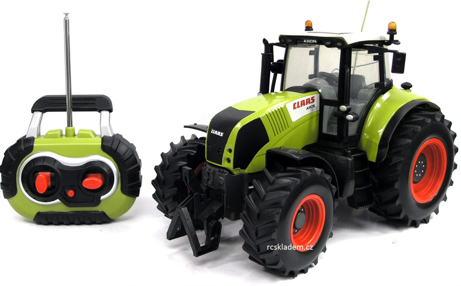 Traktor Axion 850 Claas