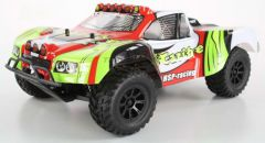 HSP RC auto CARIBE SHORT COURSE 4x4 1:18, 24,5cm, 2.4 GHz