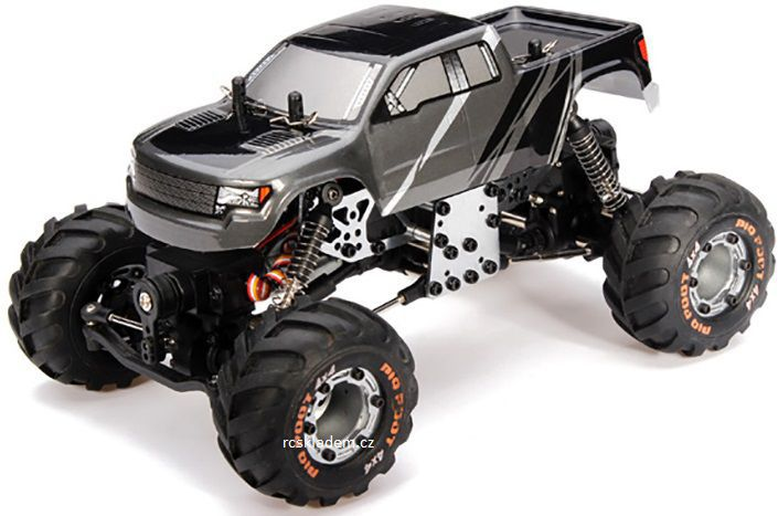 Super mini Rock Crawler 4WD