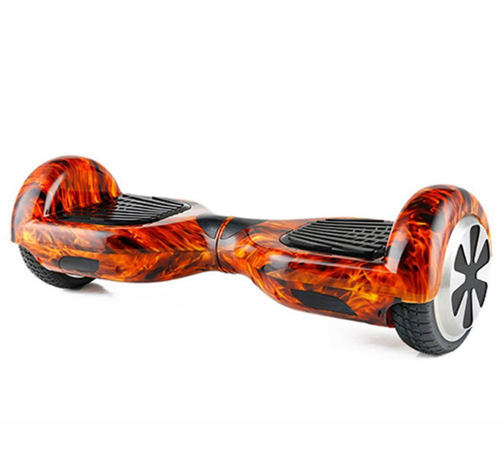 Hoverboard oheň