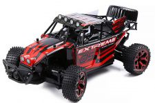 EXTREME SPEED MONSTER TRUGGY, 30cm, 50km/hod 4x4, červená