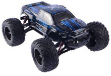 OFF-ROAD MONSTER TRUCK 33cm, 40km/hod, modrý