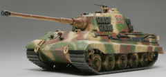 HENG LONG RC Tank 1/16 German King Tiger Henschel Turret (Tiger II)