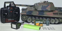 RC TANK German Panther 1:16