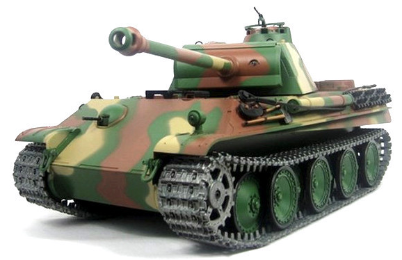 RC TANK German Panther Typ G,