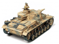 RC Tank German Panzer III