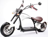 SUPER CHOPPER ECO HIGHWAY 2000W 72km/hod 5 LET ZÁRUKA NA MOTOR BOSHEL