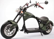 SUPER CHOPPER ECO HIGHWAY 2000W 72km/hod 5 LET ZÁRUKA NA MOTOR BOSHEL!